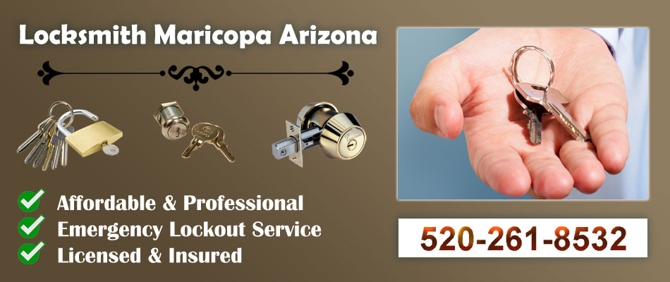 locksmith maricopa arizona banner