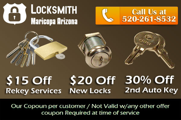 locksmith maricopa arizona Coupon